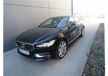 Volvo S90 D5 AWD Inscription Geartronic bei BM || L-E-B in