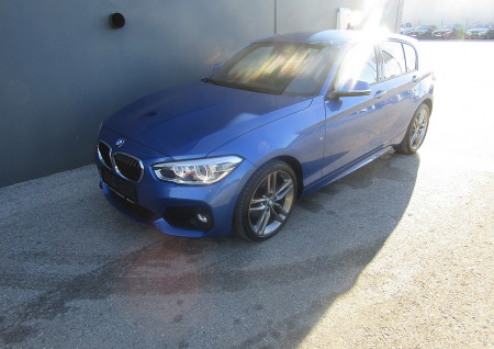 BMW 118d xDrive M Sport bei BM    L-E-B in