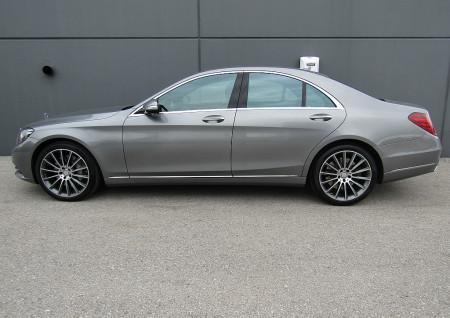 Mercedes-Benz S 500 Aut. bei BM || L-E-B in