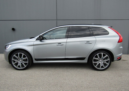Volvo XC60 D4 Kinetic Geartronic bei BM || L-E-B in