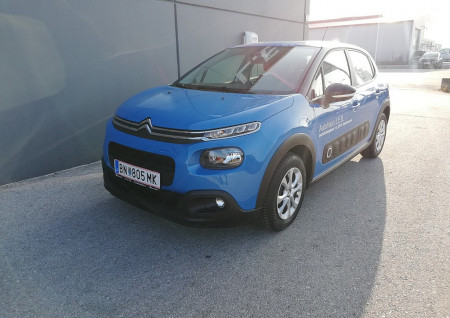 Citroën C3 PureTech 68 5-Gang-Manuell Feel bei BM    L-E-B in