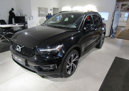 Volvo XC40 T5 AWD R-Design Geartronic bei BM    L-E-B in
