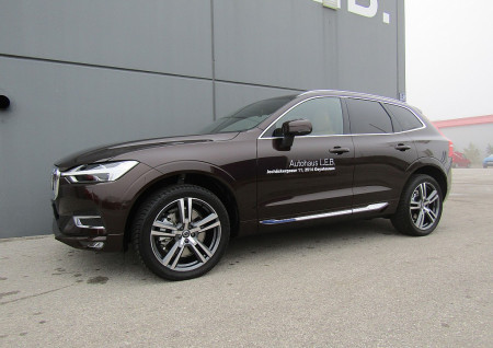 Volvo XC60 B4 Inscription AWD Geartronic bei BM || L-E-B in