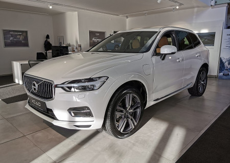 Volvo XC60 T8 Twin Engine PHEV Inscription bei BM || L-E-B in