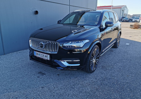 Volvo XC90 T8 Twin Engine PHEV Inscription bei BM || L-E-B in